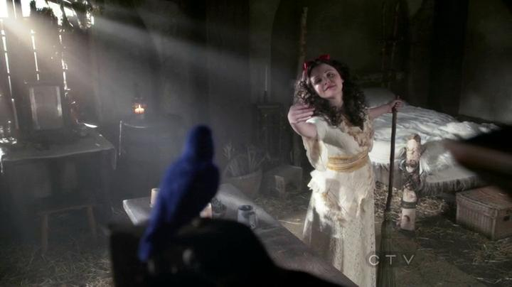 Image result for once upon a time snow white bluebird
