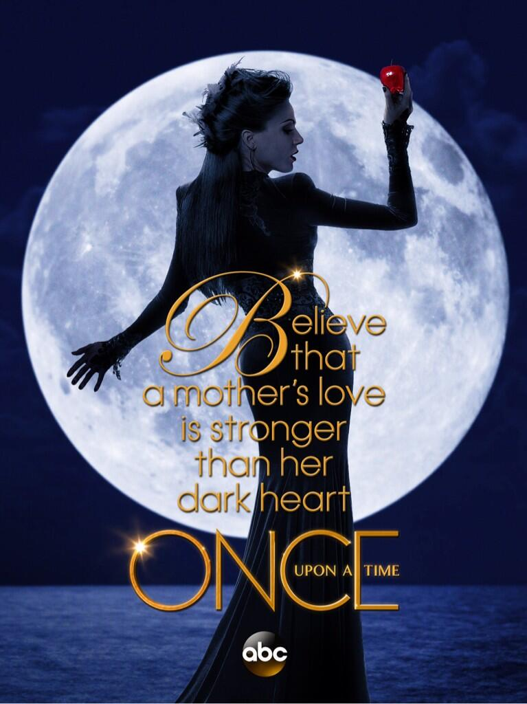 Once Upon A Time Season 3 Poster Emma New OUAT S3 Poster of ...