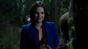Smile #2 to Lost Boy. Have a heart, Regina. ;)