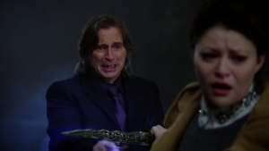 Heroes and Villains - Rumbelle goodbye