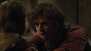 Sebastian Stan as Jefferson The Mad Hatter in Once Upon A Time OUAT S01E17 3