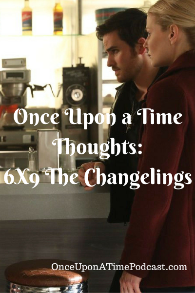 Once Upon a Time Season 6 Episode 9 Thoughts