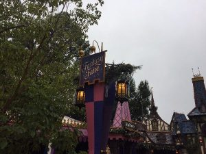 How to find Once Upon a Time at Disneyland Fantasy Faire