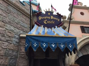 How to find once upon a time at disneyland sleeping beauty castle walkthrough